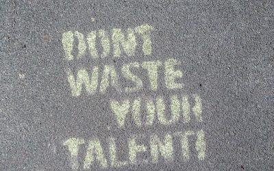Hoe kies je voor je talent?