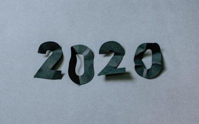 Einde van 2020