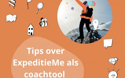 Hoe je ExpeditieMe kan gebruiken als coachtool met ouders en leerlingen.